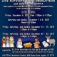 Live Nativity Scene Production and Southern Santa
