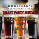 HOULIHAN'S DALLAS Sunday Draft Party!