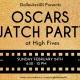 Dallasites101 Oscar's Watch Party