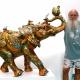 Renown Master Sculptor Nano Lopez Comes to Pavo Real Gallery