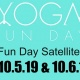 Yoga Fun Day Satellite Beach - The Space Coast's Yoga Festival