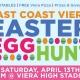 East Coast Viera Egg Hunt!