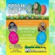 4/6/19 @KMPStampStudio and @SOSArtGallery at Doggie Easter Egg Hunt