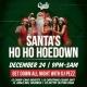 Santa's HO HO Hoedown at Crafty Squirrel