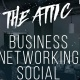 The Attic Down Town Rooftop Business Networking Social