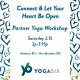 YogaSix Partner Yoga Workshop