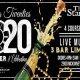 The Standard Pour Roaring Twenties NYE 2020