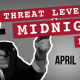 Threat Level Midnight Party