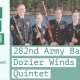 USF Guest Artist Recital: 282nd Army Band-Dozier Winds Quintet