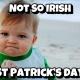 Not so Irish St Patrick's Day Party