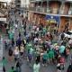St. Patricks Parade Viewing Balcony Tickets on Bourbon Street