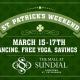 St. Patrick's Weekend x Sundial St. Pete