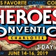 HEROES CONVENTION 2019 :: 3 DAY REGISTRATION