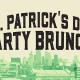 St. Patrick's Day Party Brunch