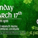 St. Patrick's Day Brunch in Deerfield Beach