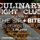 Culinary Fight Club - NOLA:  Sip+Bite - The Perfect Pair Up