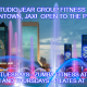 Downtown Jax Fitness with Studio Jear Group Fitness