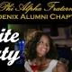 Phoenix Alphas White Party 2019