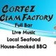 The Royz Band performs at Cortez Clam Factory