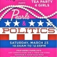 Tea Party 4 Girls - Pearls and Politics