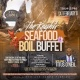 The Knights Seafood Boil with WWE's Titus O'Neil