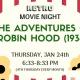 Retro Movie Night