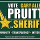 2020 Kickoff Party Gary Pruitt For Sheriff (D)