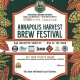 Annapolis Harvest Brew Fest October 13, 2019