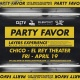 Party Favor: Layers Experience w/ Special Guests - Chico, CA