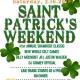 Saturday - O'Brien's St. Patrick's Weekend
