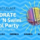 HYdrate Sip 'N Swim Pool Party