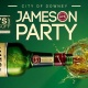 Jameson Party - St Patricks Day Weekend Kickoff