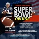 Super Bowl 2020 At Sea