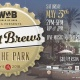 2019 Annual Craft Brews in the Park!