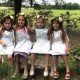 Kids Flower Crown & Crafts at Tipsy Cow
