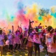 Trojan Fit 5K Color Run