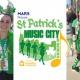 Mars Petcare St. Patrick's Music City Half Marathon, 10k, 5k, & 1 Mile
