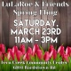 Spring Fling Shopping Event