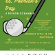 St. Patrick's Day Scramble