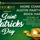 St. Patrick's Day Extravaganza