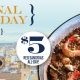 National Paella Day at Bulla Gastrobar