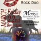 April Red LIVE at The Zephyrhills Moose Lodge #2276!