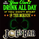 St Pat's Day: You Can't Drink All Day if You Don't Start in the Mornin' at Joe's