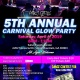 MAKO Girls 5th Annual Carnival Glow Party