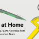 Cade at Home: STEAM video lessons & activities