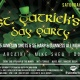 St Patrick's Day Party by Mike Shea at Myth Terrace | Saturday 03.16.19