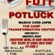St. Patrick's Day Pot-Luck