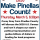 Make Pinellas Count! U.S. 2020 Census Presentation at the Safety Harbor Public Library