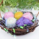 Easter Egg Decorating Party at Sucré Conti!