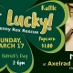 GET LUCKY fundraiser/ Meet-N-Greet
